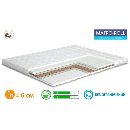 Матрас Matro-Roll-Topper Extra Kokos