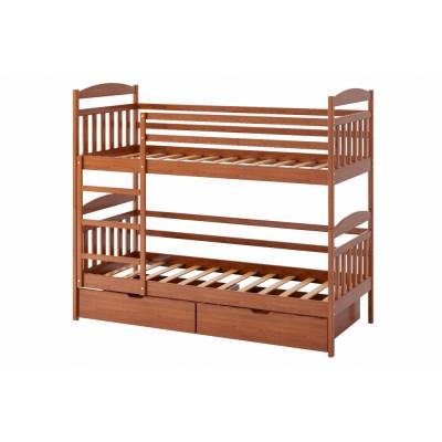 Кровать Camelia Алтея двухъярусная бук
