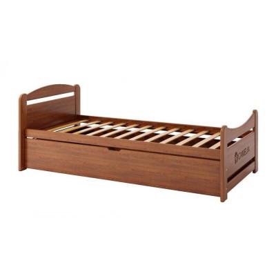 Кровать Camelia Линария дуб 90х200