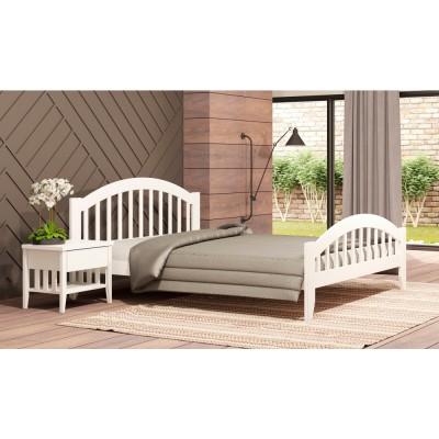 Кровать Camelia Мелиса белый