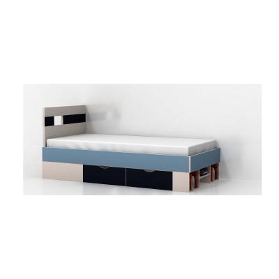Кровать Luxe Studio Next  спальное место 90х200