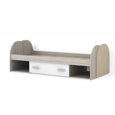 Кровать Luxe Studio Nikki спальное место 90х200