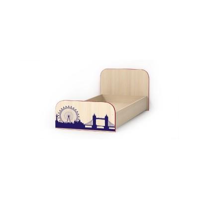 Кровать Luxe Studio Tvist спальное место 90х200